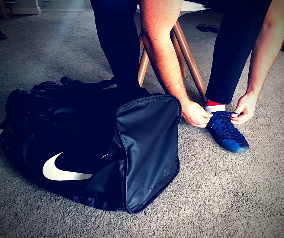 What Should Be In Your Gym Bag? - NewStrength